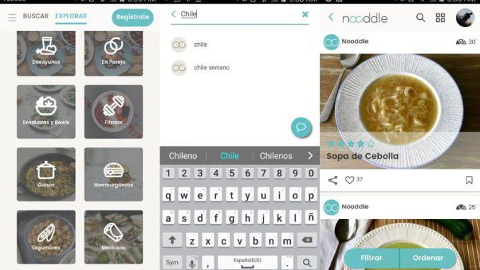 Una de las mejores apps para recetas de cocina