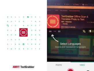 Traduce textos en tiempo real