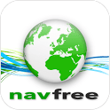 Download Navfree Free GPS Navigation for Android Smartphones