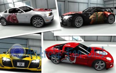 CSR Racing for Android Tablets & Smartphones - Free APK Download