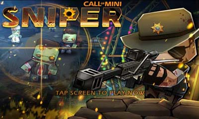 Call of Mini: Sniper Android APK Download