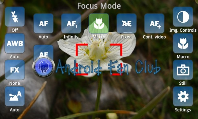 CameraPro for Android Smartphones & Tablets