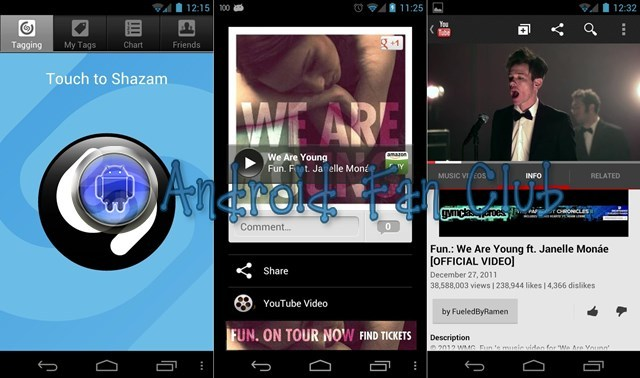 Shazam Encore APK for Android Smartphones & Tablets