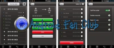 Call Recorder App by Lovekara Android APK Free