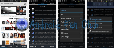 GetThemAll Any File Downloader by FVD Media Inc Android APK