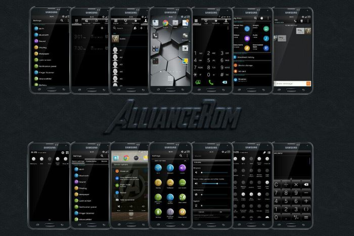 ALLIANCE ROM FOR SAMSUNG GALAXY S5