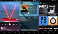 Download Poweramp Mod Music player for unrooted mobile free for everyone onhax rexdl truely download