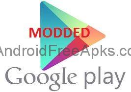 Download Modded Google Play Store 11.8.09 APK 1