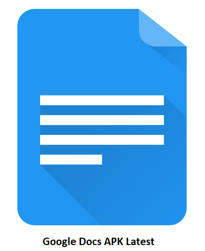 Google Docs APK v1.19.392.03.30 (Latest) 2