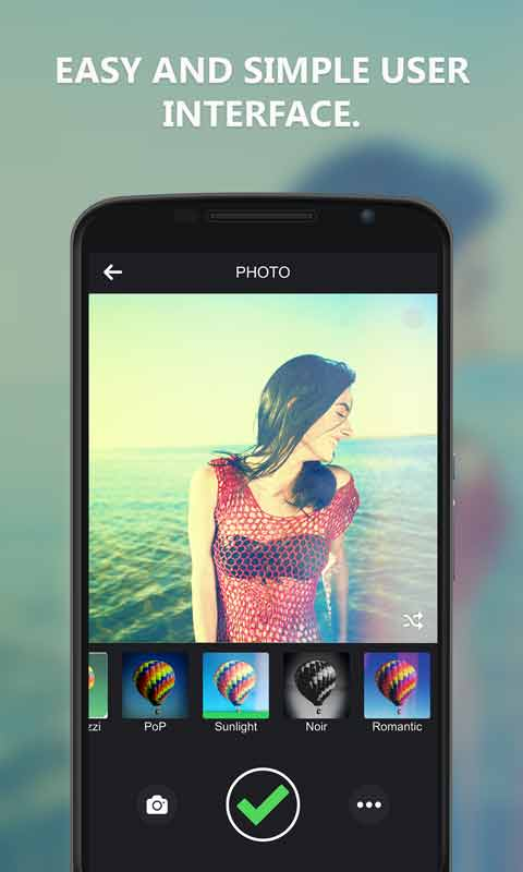 Camera and Photo Filters Android App - Free APK by AppsForIG