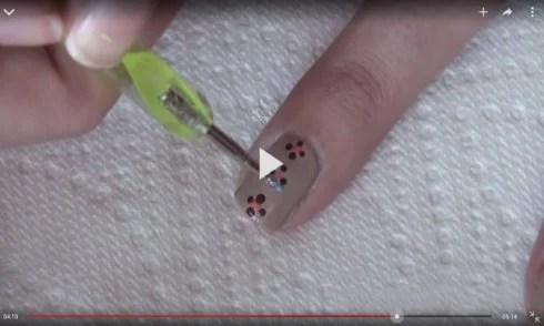 Diagonal French Tip Nails Polishpedia Nail Art Guide