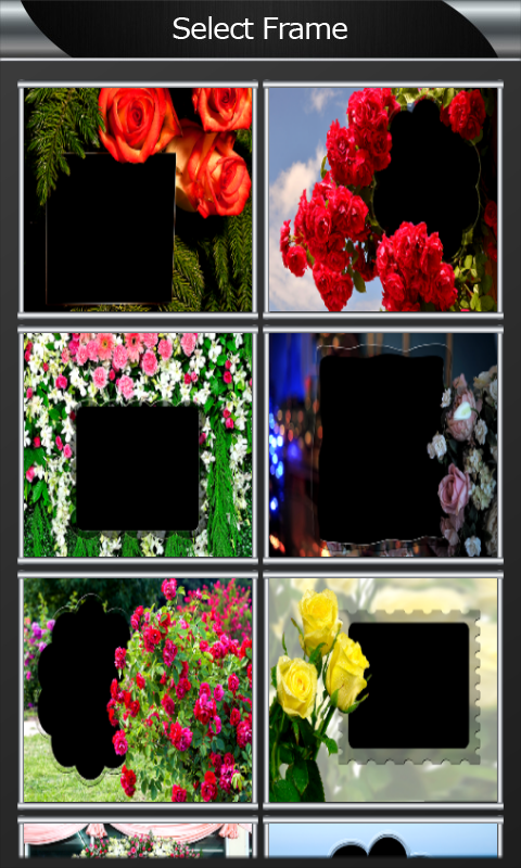 Rose Flower Photo Frames Android App - Free APK by Popular ...