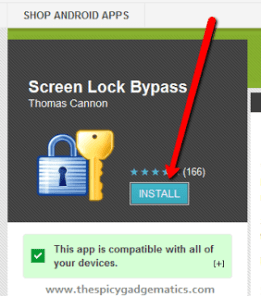 How To Easily Bypass / Skip Android Lock Screen Pattern, PIN