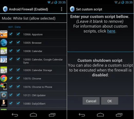 5 Best Free Android Firewall Apps To Block Internet Access