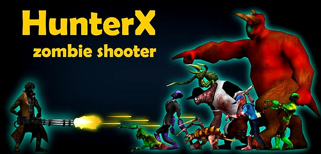 HunterX Zombie Shooter