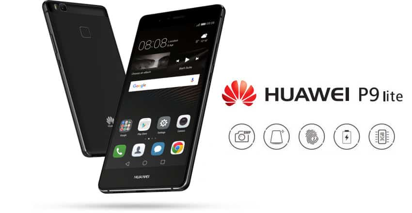 Download and Install Stock Rom for Huawei P9 Lite VNS-L31 (Europe)