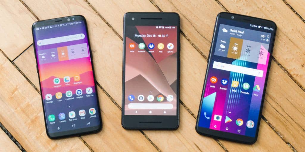 5 Reasons Why You Should Choose Android Phones