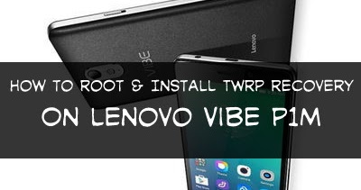 ROOT Lenovo Vibe P1M