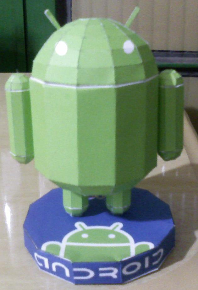 Build Your Own Papercraft Android