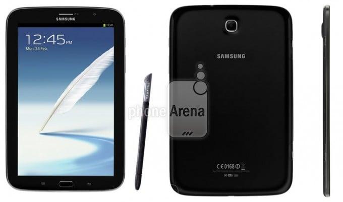 Samsung Galaxy Note 8 0 Charcoal Black