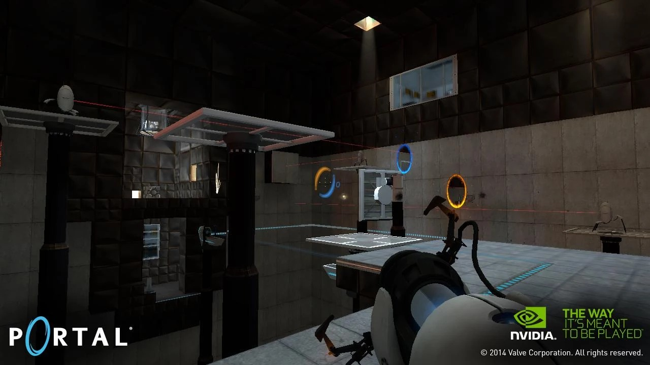 Valve classics Portal and Half-Life 2 now available for