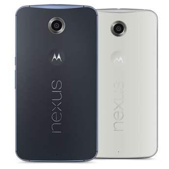 Nexus 6 on Motorola.com