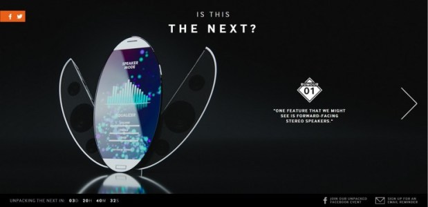 Samsung Galaxy S6 Rumor #1