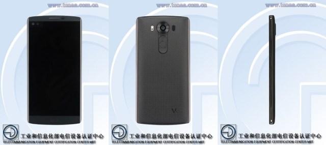 LG G4 Note TENAA