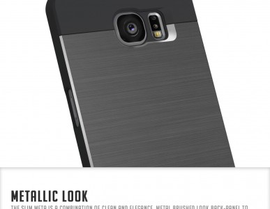Galaxy S6 Obliq Slim Meta Case