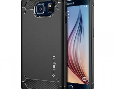 Samsung Galaxy S6 Spigen Capsule Ultra Rugged