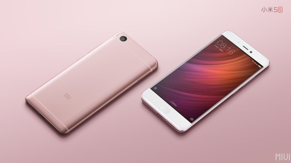 Xiaomi unveils Mi5s and Mi5s Plus