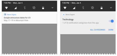 Versi-versi Android dari lama hingga Android O