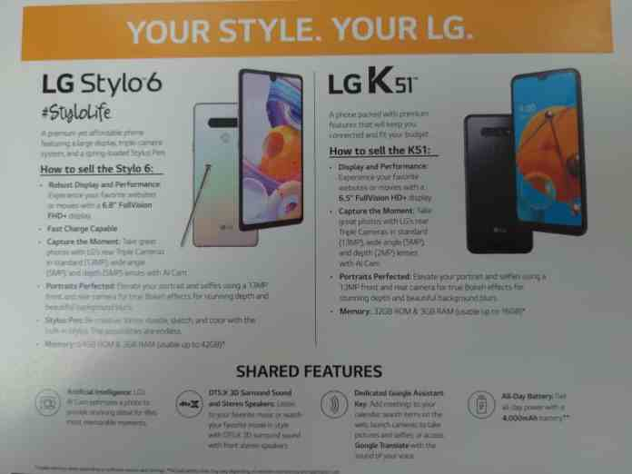 Lg Stylo 6 Key Specs Revealed And Coming Through Boost Mobile