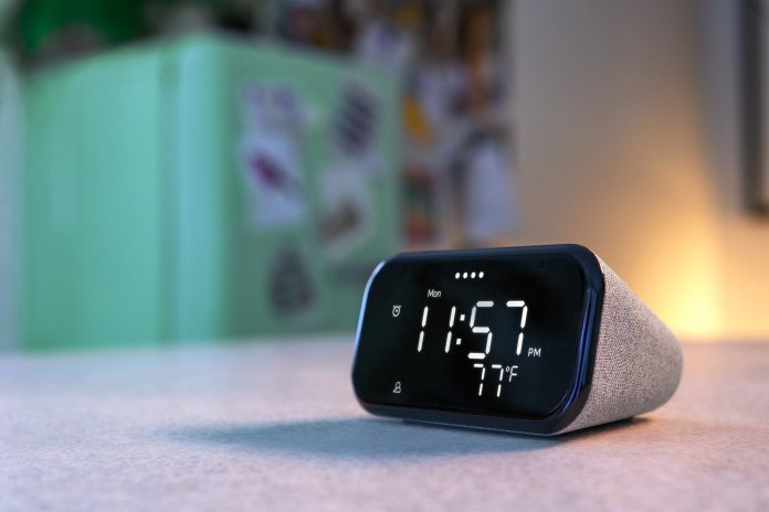 Lenovo announces the Smart Clock Essential
