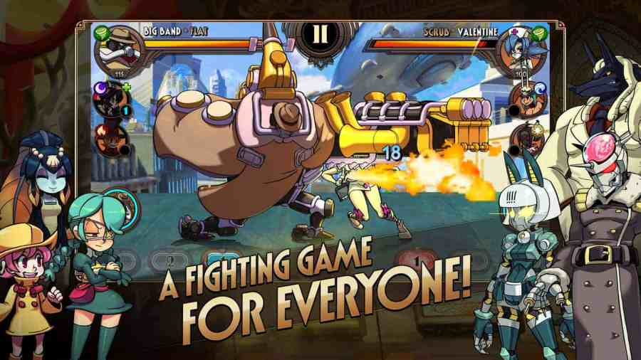 Best Android Games   June 2017   Android News Skullgirls
