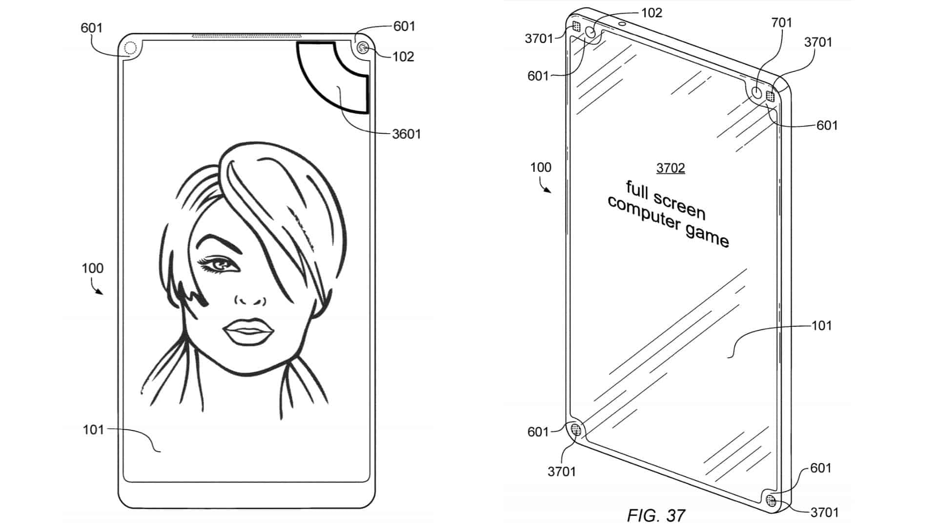 New Patent Splits Moves Oversized Display Notches To The