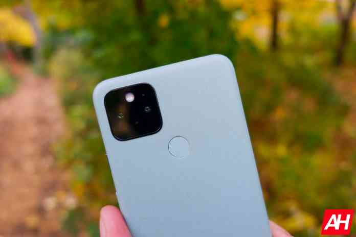 Google Pixel 5 Review AM AH 1