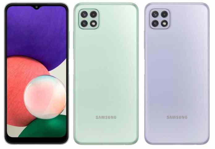Samsung Galaxy A22 5G image 2