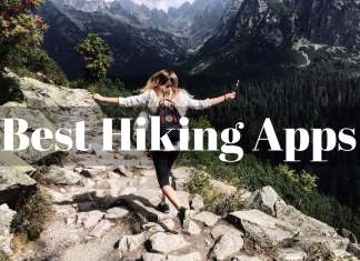 Best Hiking Apps For Adventurous Traveler