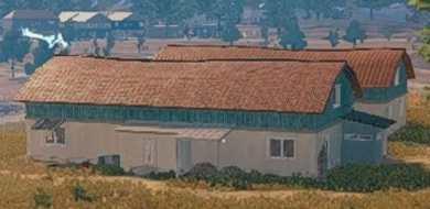 Barns in PUBG