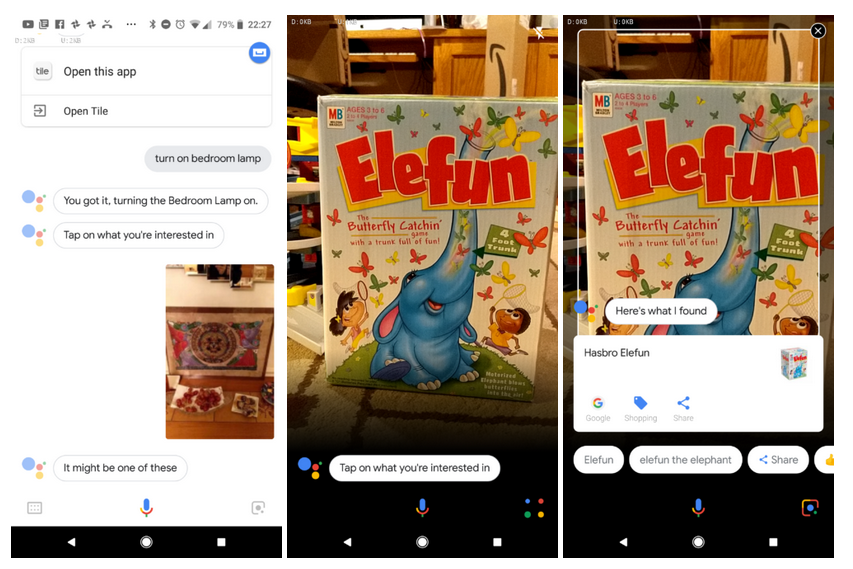Google Lens comes to Assistant on Pixel phones