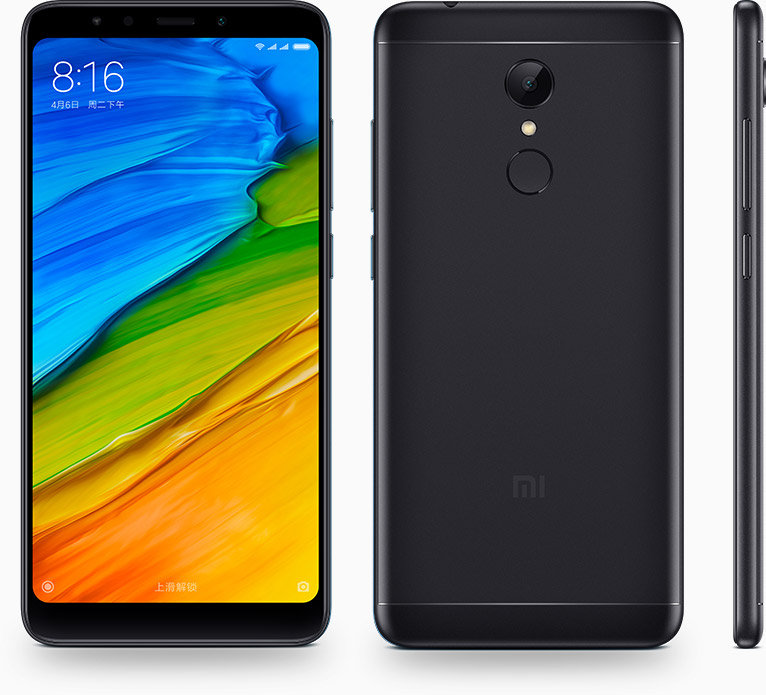 Xiaomi unveils Redmi 5 smartphone with 18:9 display