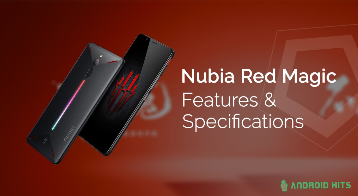 5) Nubia Red Magic Features and Specifications