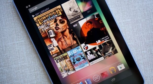 Google ed ASUS presenteranno un nuovo Nexus 7 al Google I/O?