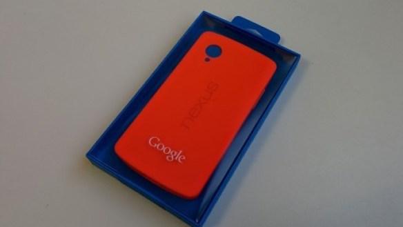 Bumper ufficiale Google Nexus 5: la recensione di Androidiani.com