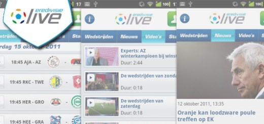 Eredivisie live App