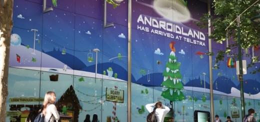 Androidland