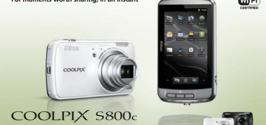 nikon 5800c
