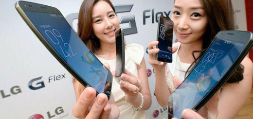 LG G Flex 12 November Zuid-Korea