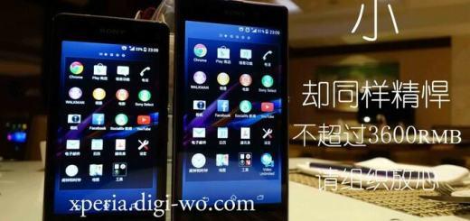 Sony Xperia-Z1S-foto 3